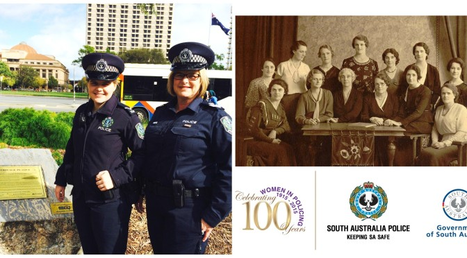 South Australia Police Foundation Day: 100 Years Of Women In Policing