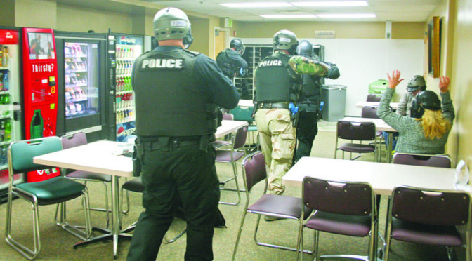 Ontario Police Get Active Shooter Training
