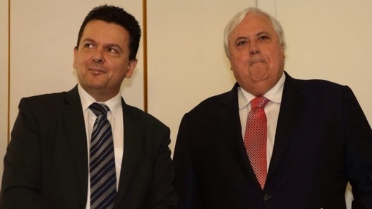 Clive Palmer Looking To Imprison Police Officers For 'Death Penalty Tip-offs'?