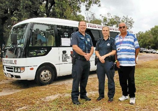 Police Bus Prevents Drink Drivers From Hitting the Road