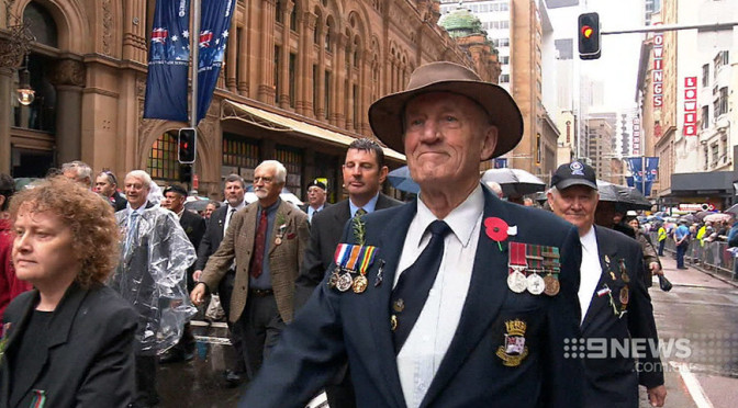 Increased Security Presence At Sydney ANZAC Day Events After Alleged Terror Plot Foiled