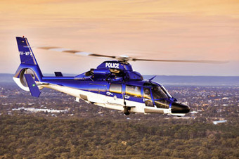 Overview of Western Australia Police Air Wing