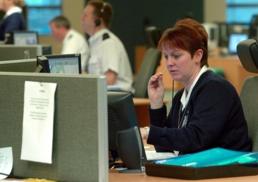 Scotland Police Forced To Set Up Staff 'Wellbeing Clinics'