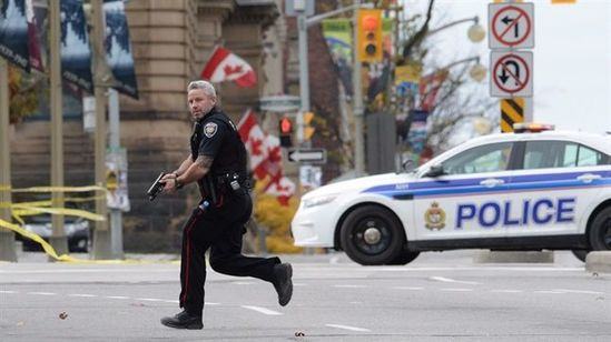 Royal Canadian Mounted Police and CSIS Get Budget Increases As Tories Evoke Terrorism