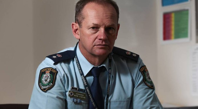 Methamphetamine Users Putting Police Lives At Risk
