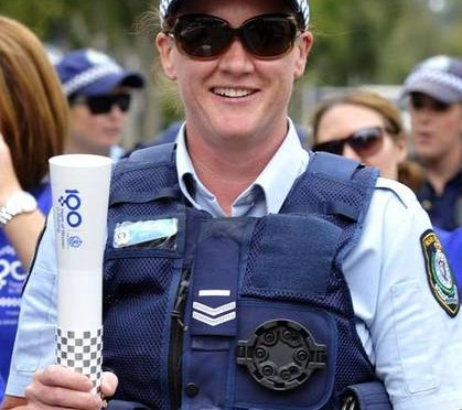 New South Wales Police Pay Tribute To Women