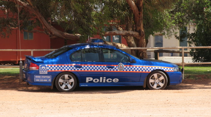 Northern Territory Crime Statistics April Update