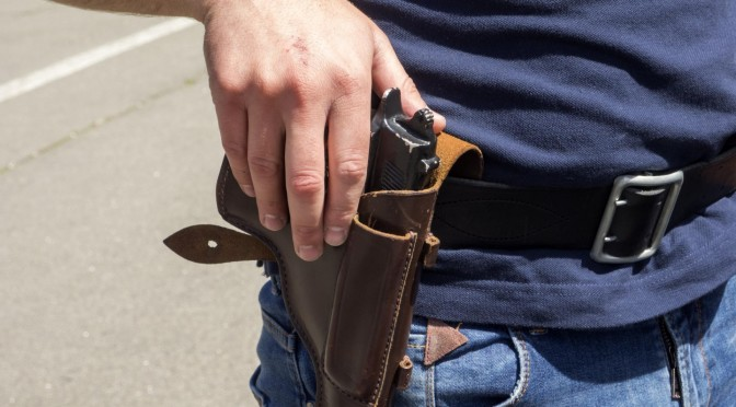 Texas 'Open Carry' Law Passes After Making Concessions To Law Enforcement
