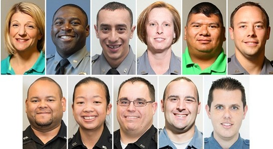 In Honor of National Police Week, Local Police Officers Share Their Career Experiences