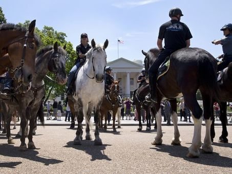 Obama To Address Police At U.S. Capitol