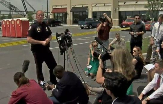 Waco Police Blast CNN for Spreading Information 'That May Have Been Incorrect'