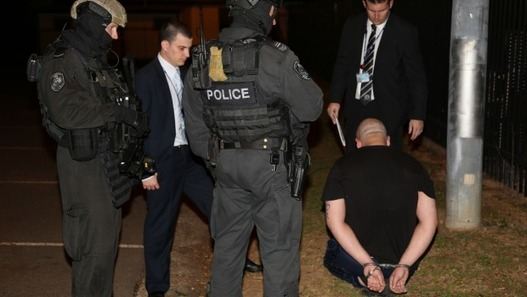 Police Arrest Six, Seize Firearms And $600,000 Worth of Ice During Raids On Sydney Suburbs