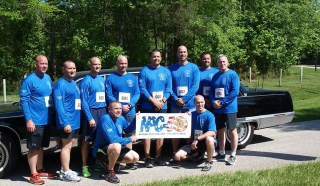 Indiana Troopers Run for Families of Fallen Law Enforcement Officers