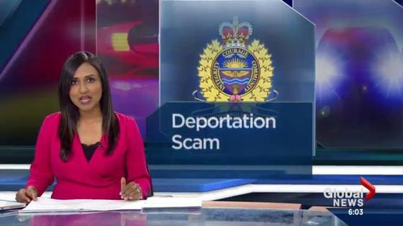 Edmonton Police Warn of Deportation Threat Scam Targeting Indo-Canadian Community