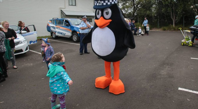 Illawarra Regional Airport Hosts Emergency Services Expo for Kids