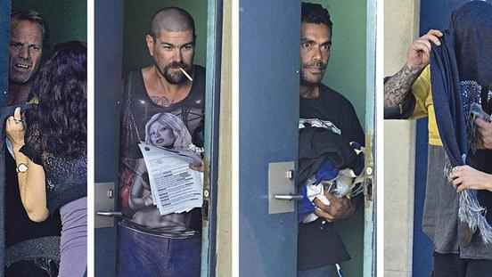Alleged Robbers Nabbed With Firearms At Townsville Drug Plantation After Police Raid