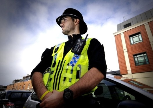 West Yorkshire Police Officers To Wear Body Cameras