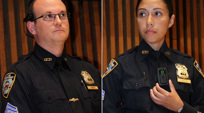 NYPD Hopes to Use Video To Combat 'Implicit Bias' Against Officers