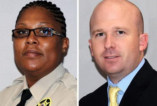 Peoria County Names Deputy and Correctional Officers of the Year