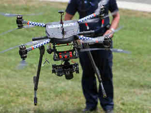 Queensland Police Drones Take To The Skies