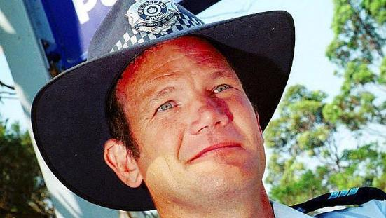 New Bridge At Caboolture Named To Honour Fallen Queensland Police Officer Perry Irwin