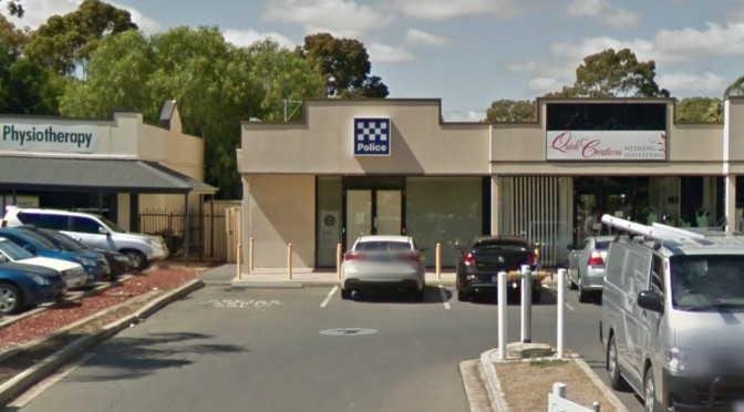Blakeview Police Station Closed As Part Of A Review Of South Australian Police Operations