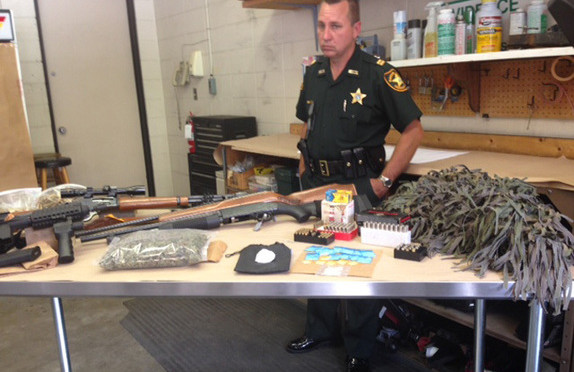 Marion County Deputies Thwart Rocket Launcher Attack On Eustis, Fla. Police Department