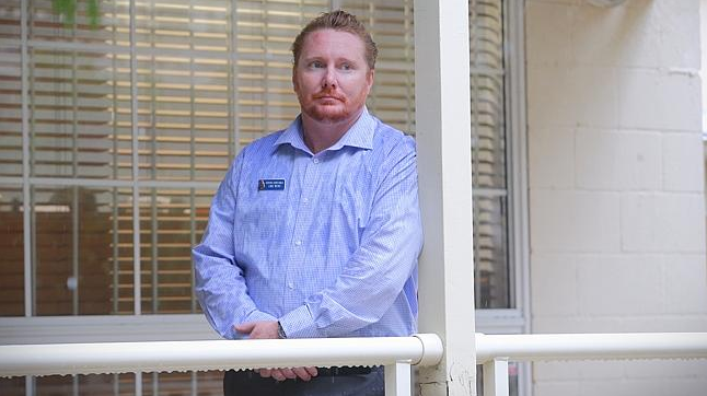 Stabbed QPS Officer Luke Weiks Defying The Odds, Determined To Return To Work
