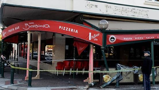 Disqualified Drunk Driver Charged After Smashing Into Iconic Caffe Buongiorno in Adelaide