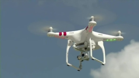 Drones a Possibility for Palm Springs Local Law Enforcement