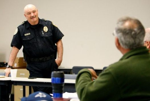 Billings' Top Cop Using Facebook To Connect With Residents