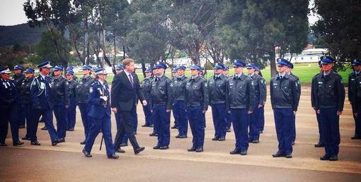 Dubbo MP Troy Grant Vows To Improve Police Resources
