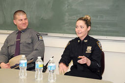 Assaulted NYPD Officer Helped Inspire Columbia-Greene Community College Students
