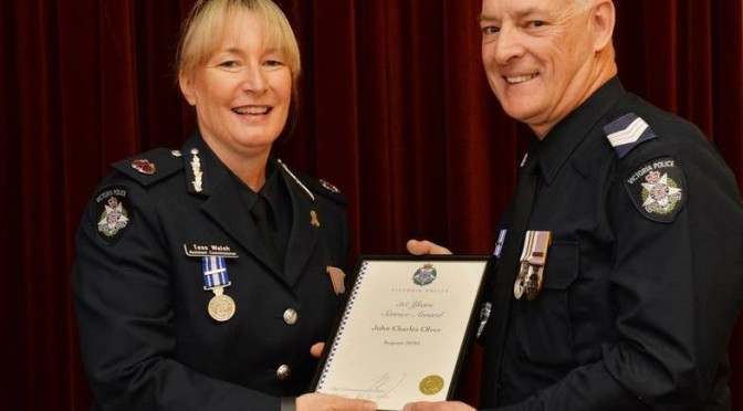Victoria Police Members Deserve Service Honours