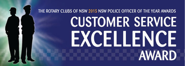 Nominate a New South Wales Police Officer For Customer Service Excellence Award