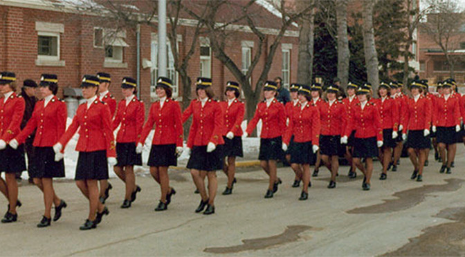 RCMP Celebrates 40th Anniversary Swearing In of the First Female Troop