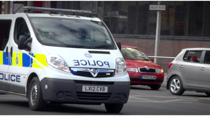 Consequences of Cuts: Police Cars Taking Patients To Hospital 'Twice Per Day'