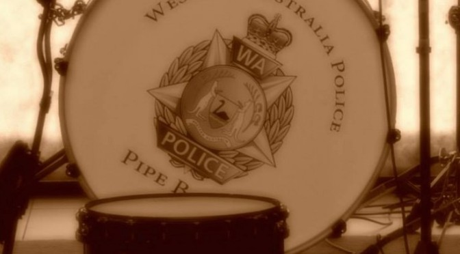 Support The Western Australia Police Pipe Band's 50th Anniversary