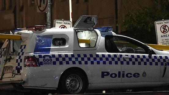 Melbourne Tram Barrier That Speared Through Police Van Lacked Reflectors, Unions Claim