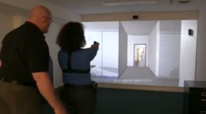 Police Exercise Offers Glimpse Into Real-life Dangers