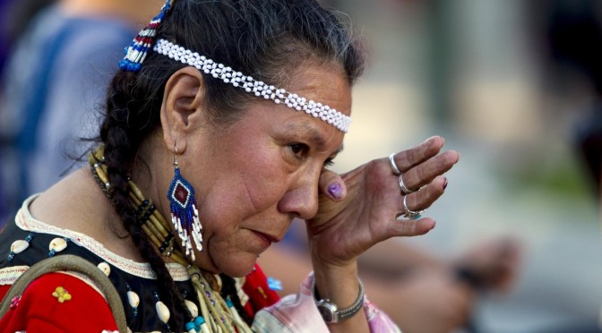 Family Violence: RCMP Say Indigenous Women Are Still Overrepresented in Murder Statistics