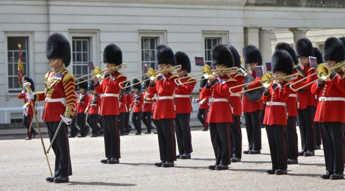 Police Foil Islamic State Attack On UK Armed Forces Day Parade