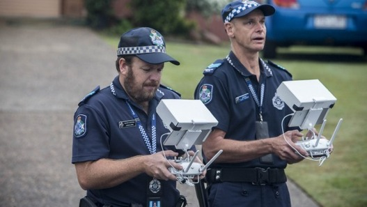 Drones May Be Future of Law Enforcement but Will They Compromise Civilian Privacy?