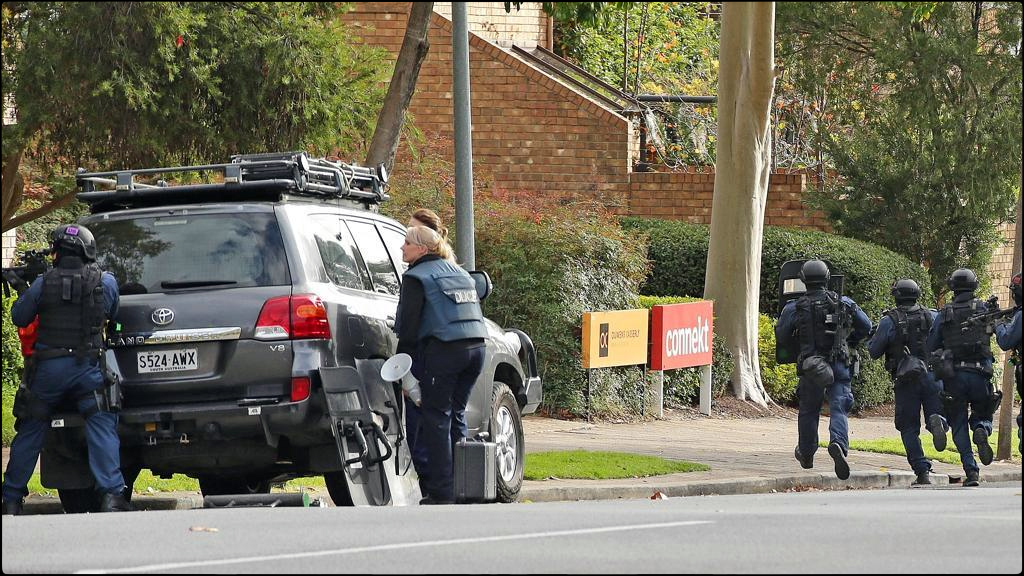 Adelaide s east terrace siege tourist reveals horror of for 21 south terrace adelaide