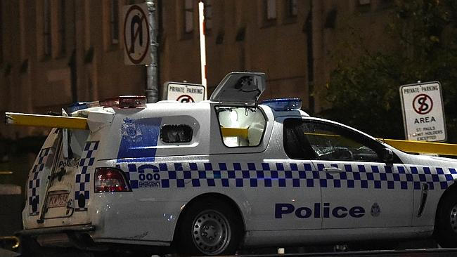 Police Vehicle Crashes In Melbourne, Officers Injured