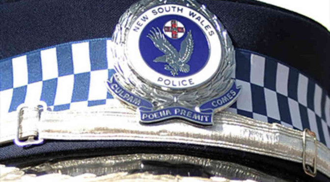 New South Wales Police Force Officer Dragged By Driver