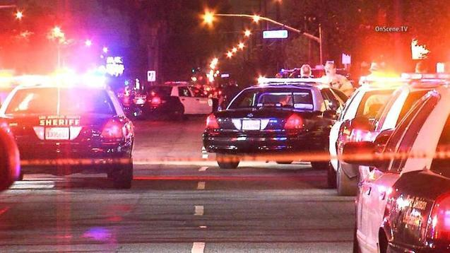 Long Beach Police Officer Shot By Fellow Cop In Attempted Murder During Gunfire Exchange