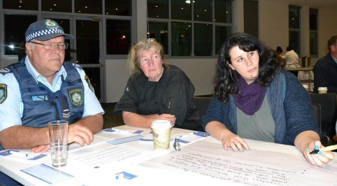 Ulladulla Ice Forum Looks At Ways Forward