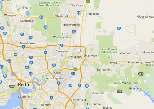 WA Police Search Midland House, Seize Drugs, Fireworks, Weapons; Officer Assaulted