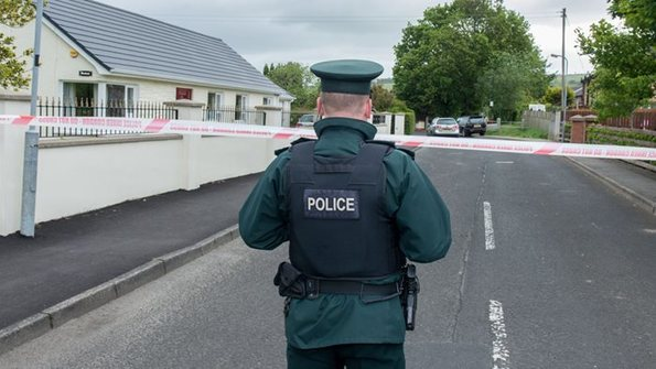 Man Released Over Bomb Left For Derry PSNI
